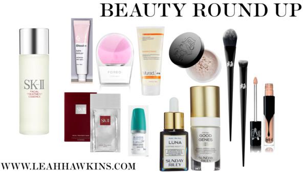 Beauty Roundup