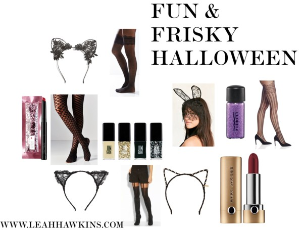 Fun and Frisky Halloween