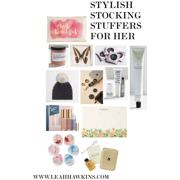 Stylish Stocking Stuffers for Her