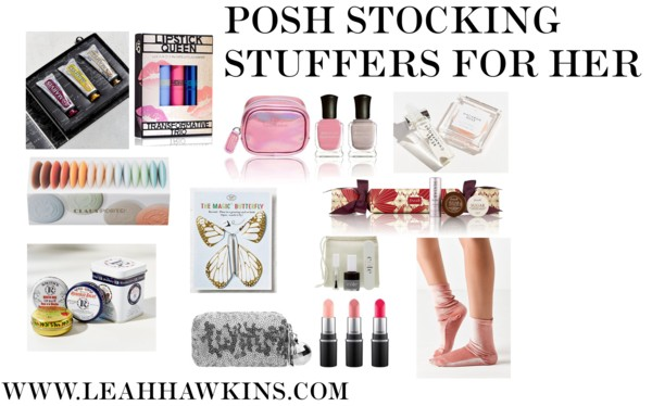 Posh Stocking Stuffers for Her