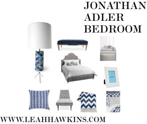 Jonathan Adler Bedroom