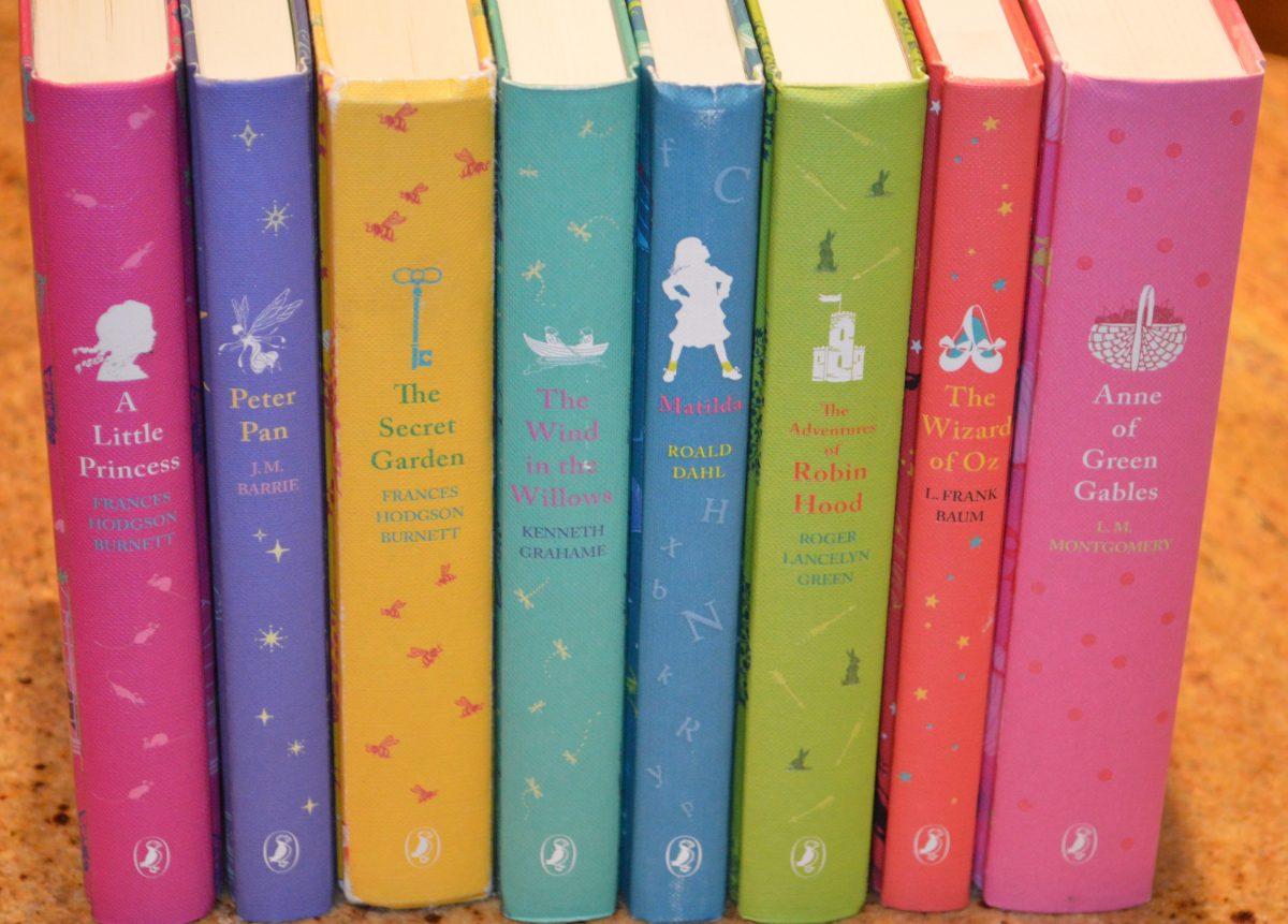 Harper's Bookshelf