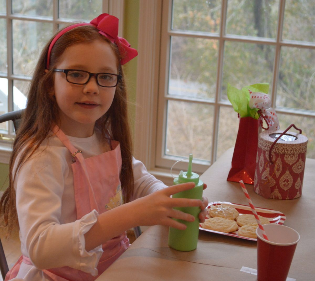 Harper's Cookie Decorating Party – Part 2