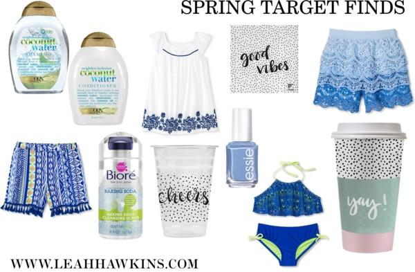 Spring Target Finds