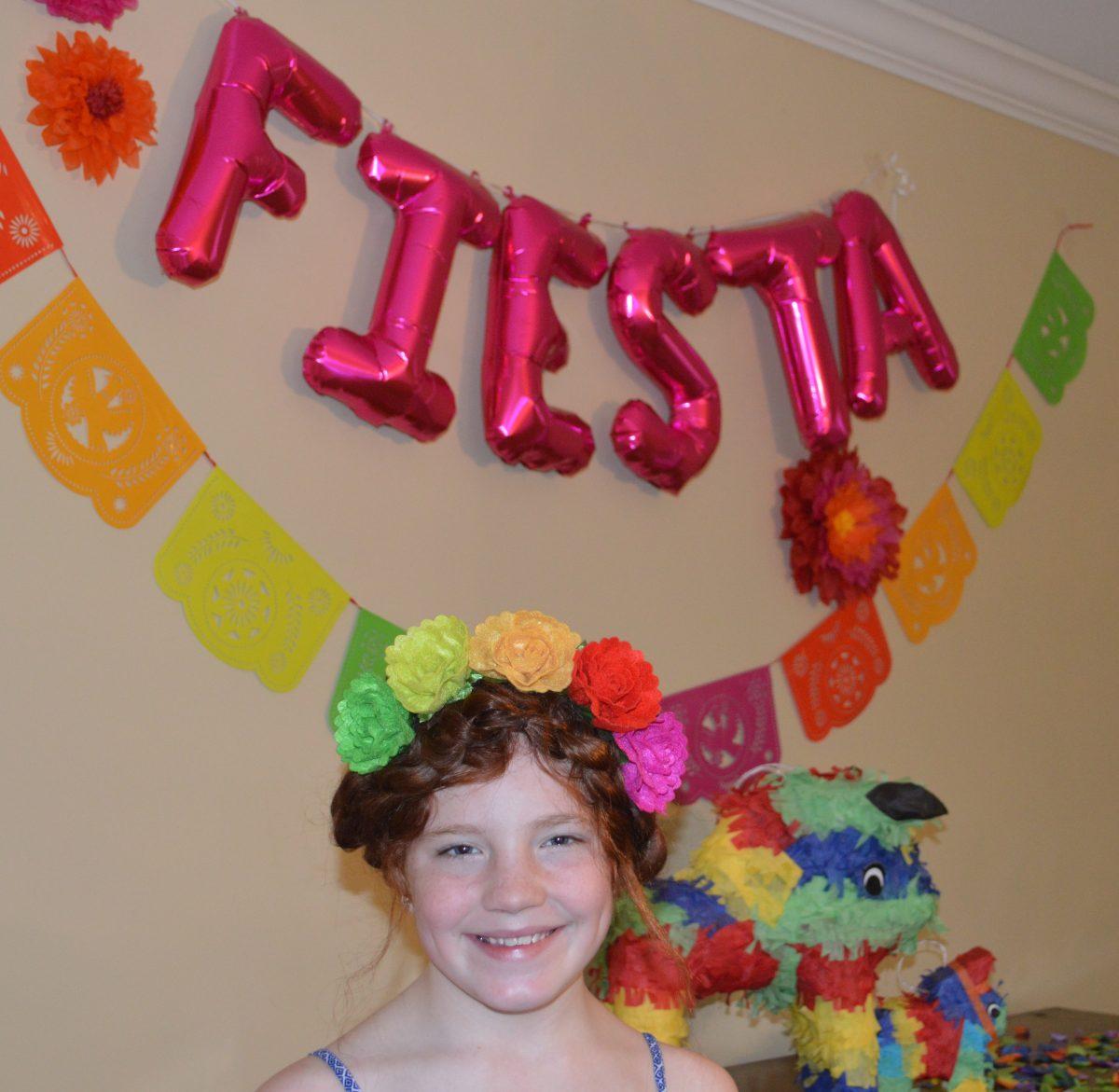 A Cinco de Mayo Fiesta