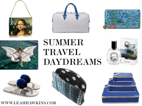 Summer Travel Daydreams
