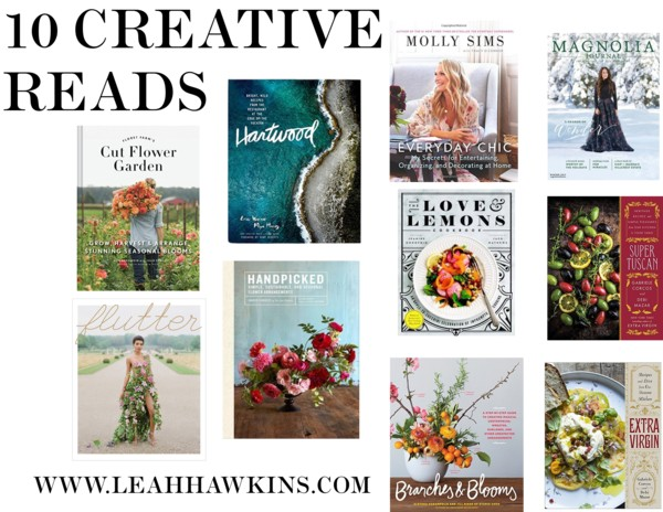 Ten Creative Reads