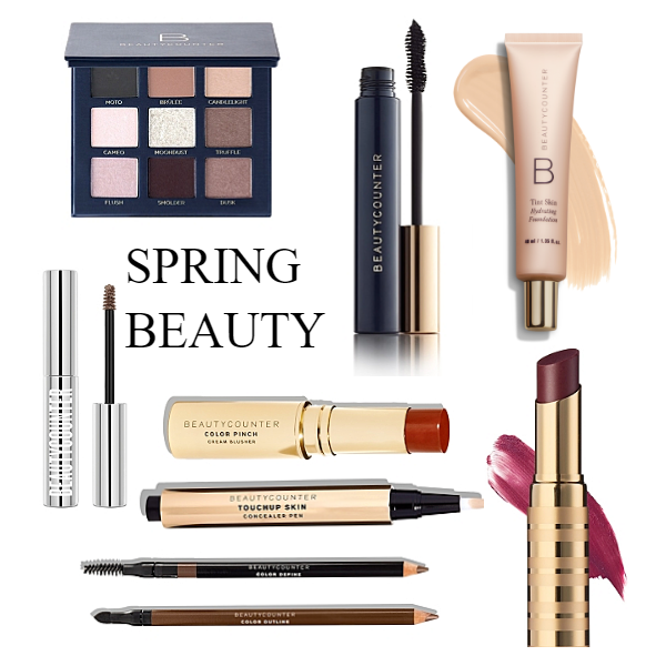 Spring Beauty with Beautycounter