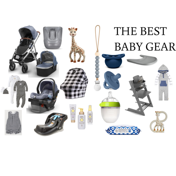 The Best Baby Gear