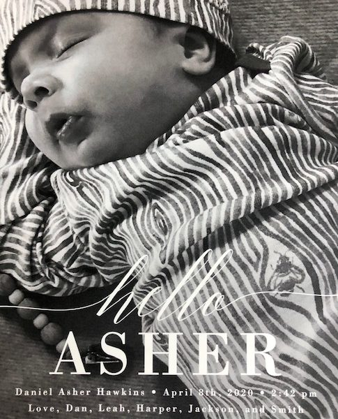 Introducing Asher