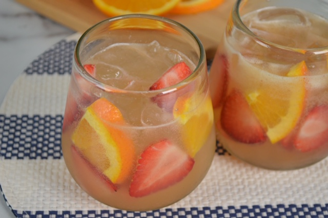 Indian Summer White Sangria
